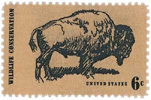 Scott #1392 6c Wildlife Conservation - MNH.jpg