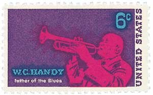 Scott #1372 6c W. C. Handy - Father of the Blues - MNH.jpg