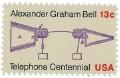 Scott #1683 13c Telephone Centennial - MNH.jpg