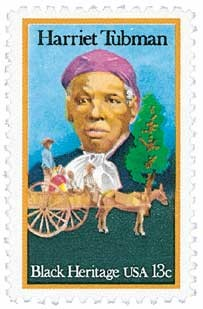 Scott #1744 13c Harriet Tubman - MNH.jpg