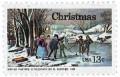 Scott #1702 13c Christmas Winter Pastime Andriotti Press - MNH.jpg