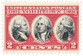 Scott #703 2-Cent Yorktown Issue Single - MNH.jpg