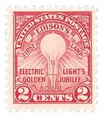 Scott #654 2-Cent Edisons First Lamp Single (Flat Plate) - MNH.jpg