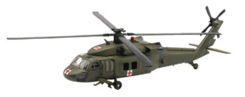UH60 Sikorsky BlackHawk Medavac Military Helicopter Army