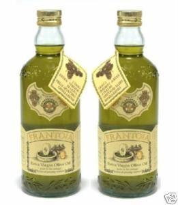 Frantoia Extra Virgin Olive Oil, Italian, SuperOlive, qty-2