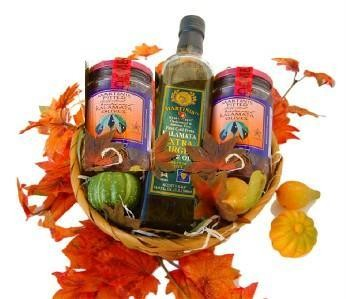 Buy buy holiday gift baskets - Thanksgiving Gourmet Holiday Gift Basket Martinis Olive Oil Olives Ko