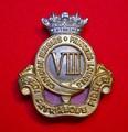 Canadian Hussers Princess Louises Cap Badge - FRONT.jpeg