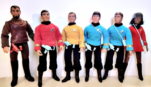 Mego Star Trek Figs Montage 2
