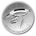 Star Trek 20 Dollar Coin 1