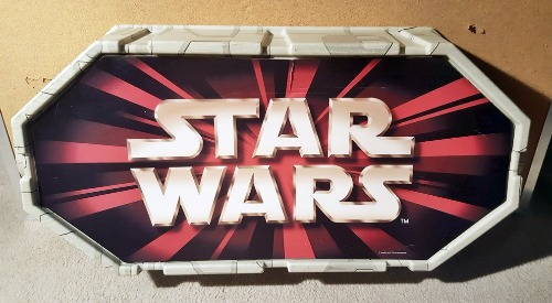 Star Wars Store Sign 1