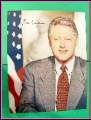 Bill Clinton AUTO PHOTO 1 FRAMED.JPG