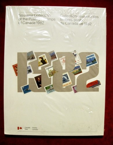 1982 CANADA STAMP COLLECTION.jpeg