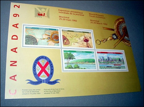 Canada 1992 Souvenir Sheet.jpeg