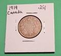1919 Canada 25 Cent - OBVERSE.jpeg