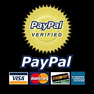 Pay with Credit or Debit Card or by Paypal, Telephone orders also welcome, Call 01736 799722 (Mon-Fri 10-5pm)