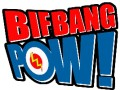 Bif Bang Pow Retro Iron on T Shirt Transfer
