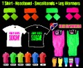 80s Fancy Dress Slogan T Shirt & Neon Accessories.jpeg