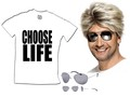 Choose Life Wham Style T Shirt, Wig & Aviators Fancy Dress Deal.jpeg