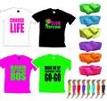 Any Slogan Unisex T Shirt & Leg Warmers, Sweatbands & Headbands.jpeg