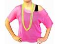 Neon Pink Mesh Top.jpeg