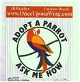 Thumb_adopt a parrot.jpg 11/7/2009