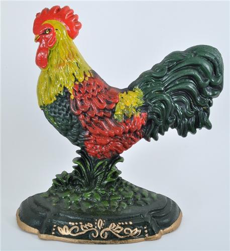 Andtiques - Chicken doorstops ...