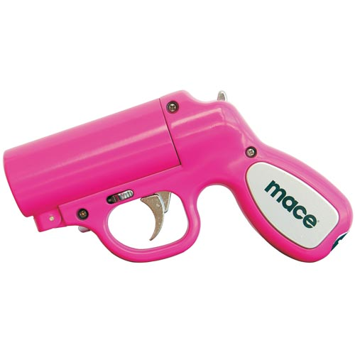 Mace Pepper Gun 80404 Pink Advanced Delivery System