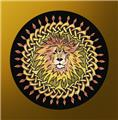 lionknotredbubble500