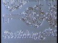 18th Birthday & Key Silver Stickers for Invitations