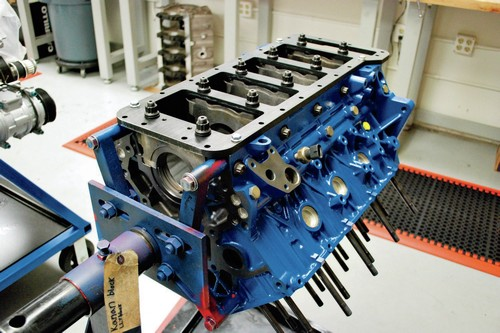 Socal Diesel Duramax Diesel Engine Girdle Requires Socal