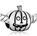 Jack O Lantern Bead