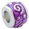 Purple Bead
