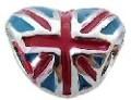 British Flag Bead