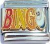 Bingo 9mm Italian Charm