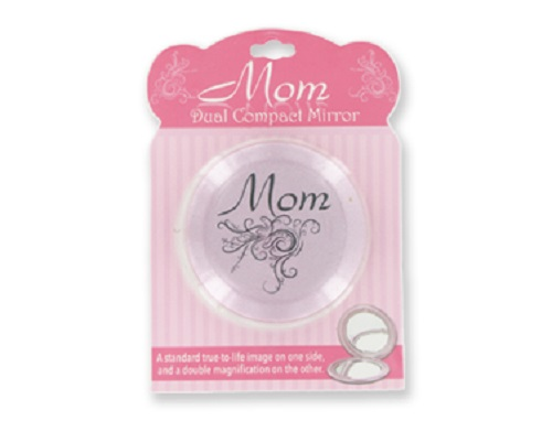 Just For Mom Dual Compact Mirror
