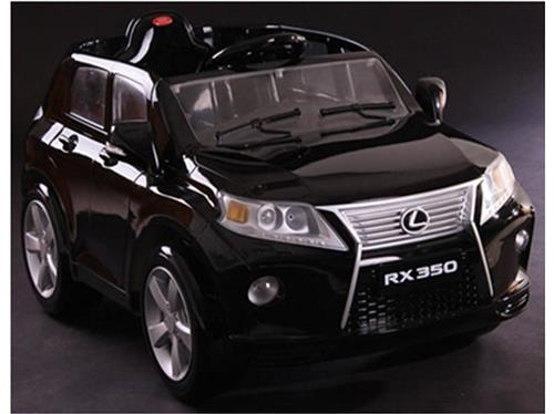 luxury kids lexus rx350 ride on car 12v power officially licensed wheels rc