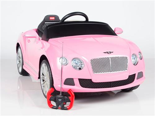 12v Bentley Gtc Ride On Car Power Kids Authentic Licensed