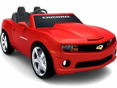 2011 Chevrolet Camaro 12v Power Car Red Kids Wheels Ride ...