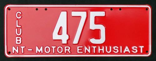 NT CLUB Motor Enthusisat 475