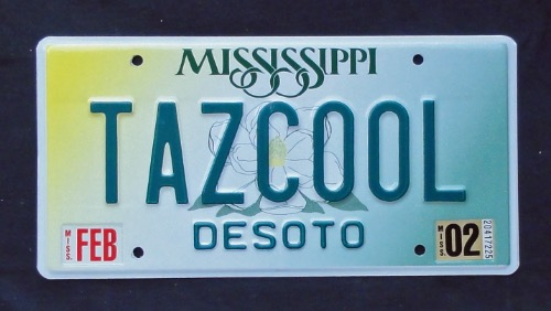 Mississippi TAZCOOL '02