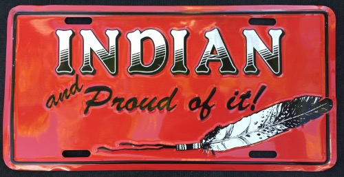 INDIAN and Proud of it!