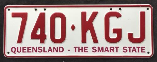 QLD 740-KGJ Smart