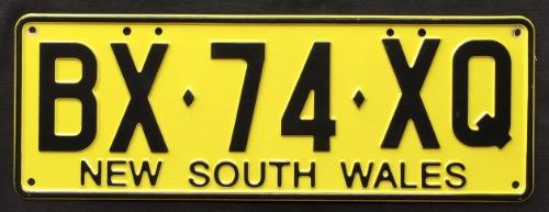 NSW BX-74-XQ