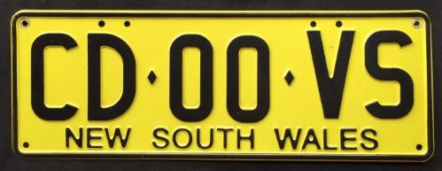 NSW CD-00-VS
