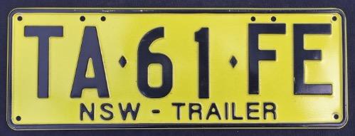 NSW Trailer TA-61-FE