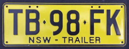 NSW Trailer TB-98-FK