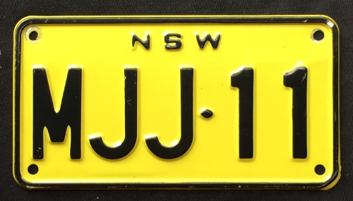 NSW M-C MJJ-11
