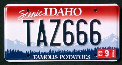 Idaho TAZ666 '03.jpg