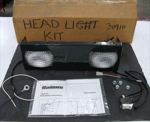 Old Bolens Parts Lookup : Bolens headlight kit fits st suburban tractor