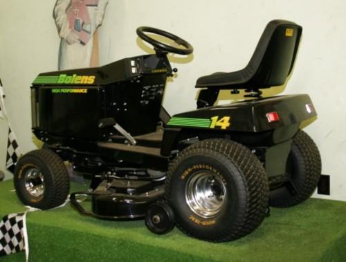 Old Bolens Parts Lookup : A j foyt bolens limited signature edition tractor